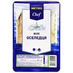 Metro chef with herbs pickled fish herring 250g