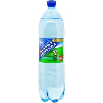 Polyana Kvasova Highly Carbonated Mineral Water 1,5l
