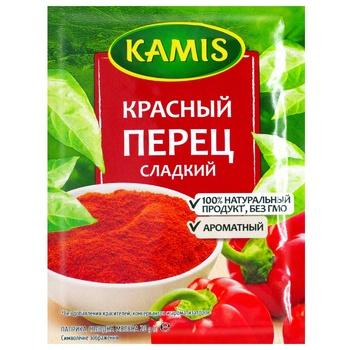 Kamis sweet red pepper 20g