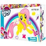 Краски гуашевые Kite my little pony 12цветов