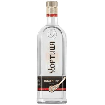 Khortytsya Platinum Vodkа 40% 0,7l - buy, prices for CityMarket - photo 3
