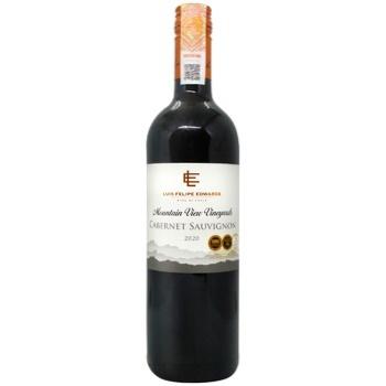 Вино Luis Felipe Edwards Каберне Совиньон красное сухое 13% 0,75л