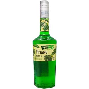 De Kuyper Pisang Green Banana  Liquor green banana   15% 0,7l