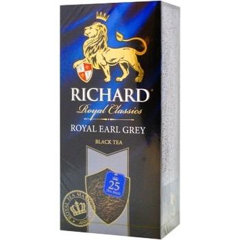 Richard Earl grey black tea 25pcs*2g - buy, prices for Novus - photo 2