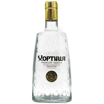 Khortytsya Premium Vodkа 40% 0,7l - buy, prices for CityMarket - photo 3