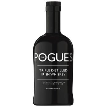 The Pogues Irish Whiskey 40% 0,7l - buy, prices for CityMarket - photo 1