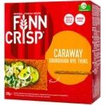 Хлібці Finn Crisp житні з кмином 200г