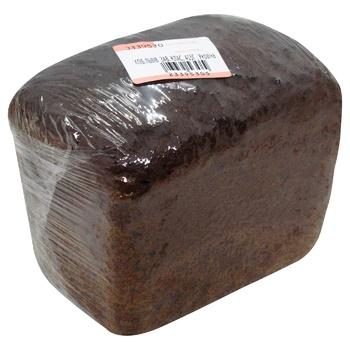 Хлеб Львовский заварной классический 450г - купить, цены на Метро - фото 1