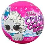 Набір ігровий з лялькою L.O.L. Surprise Color Change Улюбленець в асортименті