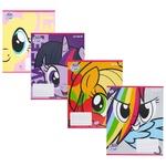 Зошит Kite My Little Pony в косу лінію 12 аркушів