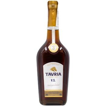 Tavria V.S. Cognac 40% 0.5l