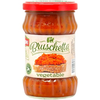 Брускетта Deroni Vegetable 260г
