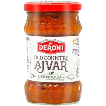 Deroni Vegetable caviar Aivar 250g - buy, prices for Metro - photo 1