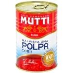 Mutti pieces tomato 400g