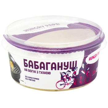 Бабагануш Hungry Papa 250г - купити, ціни на CітіМаркет - фото 1
