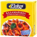 Flokos Squid with Hot Sauce 160g