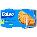 Паштет Calvo из тунца 2х75г