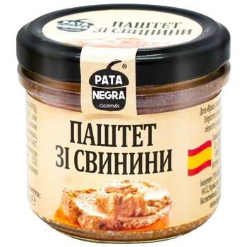 Паштет Gourmet Cazorla Pata Negra Классический из свинины 110г