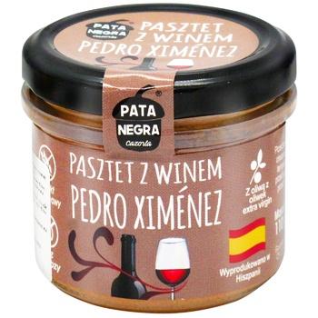 Паштет Pata Negra Pedro Ximenez 110г - купить, цены на СитиМаркет - фото 1