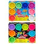 Игровой набор Play-Doh тесто для лепки 8шт