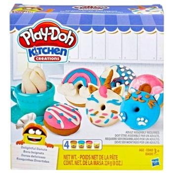 Игрушка Play-Doh для лепки Выпечка