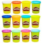 Игровой набор Hasbro Play-Doh тесто для лепки 4 баночки 448г - купить, цены на Novus - фото 5
