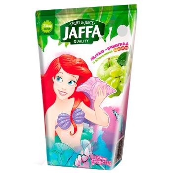 Juice nectar Jaffa Disney Princesses Grape-apple 125ml - buy, prices for CityMarket - photo 2