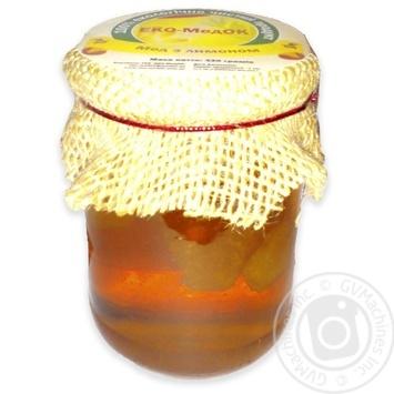 Мед ЭКО-МедОК с лимоном 320г