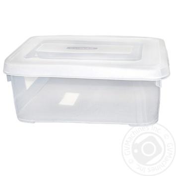 Коробка з кришкою Curver Хенді Бокс 12л 40x29x14см