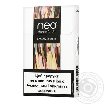 Стики Neo Sticks Creamy Tobacco - купить, цены на Фуршет - фото 3