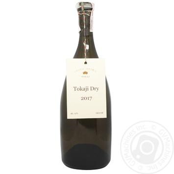 Вино Chateau Dereszla Tokaji Dry 2017 біле сухе 13% 1,5л