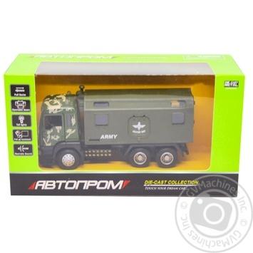 Avtoprom Toy Car - buy, prices for Auchan - photo 7