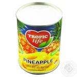 Pineapple rings Tropic life 580ml - buy, prices for Novus - image 3