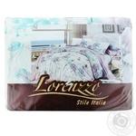 Комплект постельного белья Lorenzzo полуторный