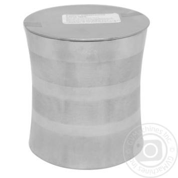 Контейнер для ванной комнаты Santo из нержавеющей стали