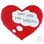 Подушка-валентинка Tigres You are my dream