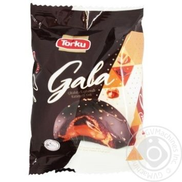 Torku Gala Pastry with Caramel 50g - buy, prices for CityMarket - photo 1