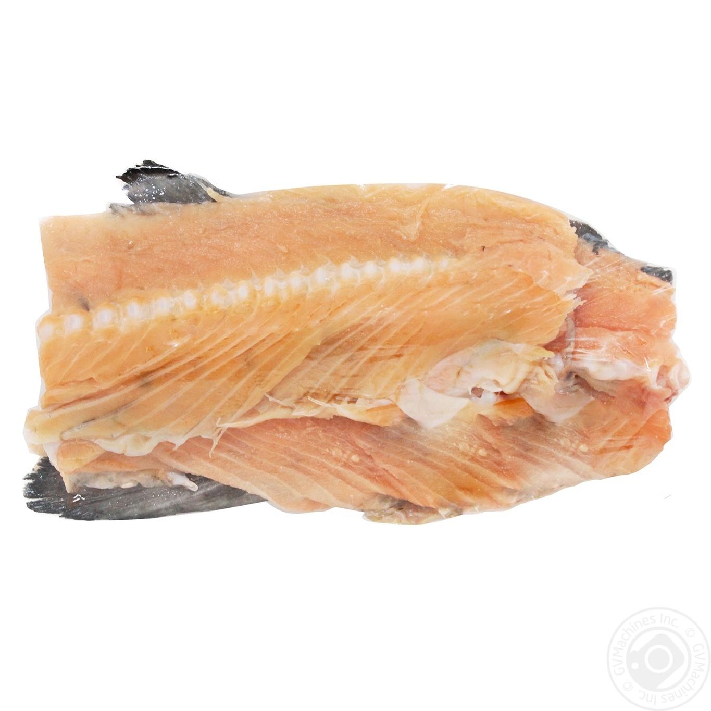 Купить 4629, Семга (лосось) хребты
