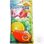 Fructose Lavka zdorovya for diabetics 500g - buy, prices for MegaMarket - image 1