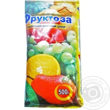 Фруктоза Лавка здоровья 500г - купить, цены на Novus - фото 1
