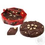 Торт Триумф шоколадно-вафельный 1кг - купить, цены на Novus - фото 1