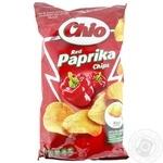 Чіпси Чіо Чіпс картопляні зі смаком паприки 150г Угорщина - купити, ціни на МегаМаркет - фото 1