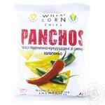 Чіпси Panchos зі смаком халапеньйо 82г