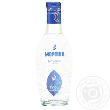 Morosha Carpatian Vodka 40% 0,2l