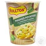 Rollton Potato Puree With Chicken Flavor 55g