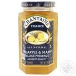 Джем Chantaine Ананас и манго 325г - купить, цены на МегаМаркет - фото 1