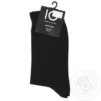 Носки мужские IO р.41-46 черный