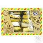 Печиво Сузір'я Полінця з родзинками 500г