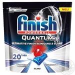 Finish Quantum Ultimate Tablets for Dishwashers 20pcs.