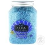 Соль для ванн Лазурный берег Морской бриз 1,3кг